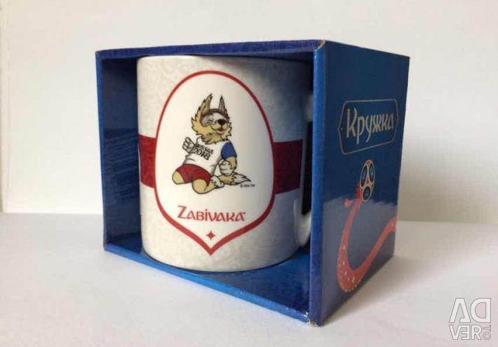 Mug with Zabivaka