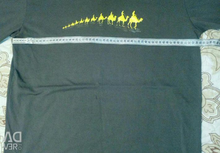 T-shirt new men. 54-56