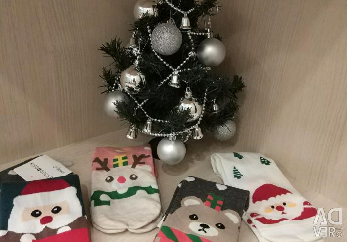 New Year Socks