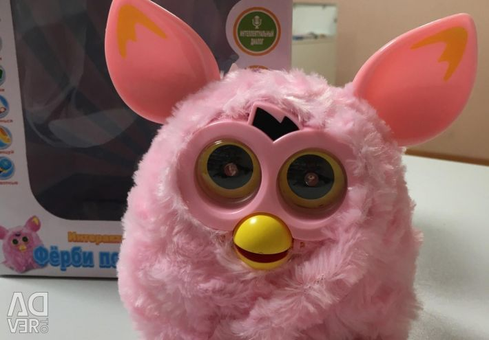 Ferbie Pixie roz