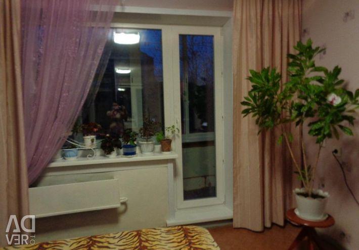 Apartment, 1 room, 39 m²