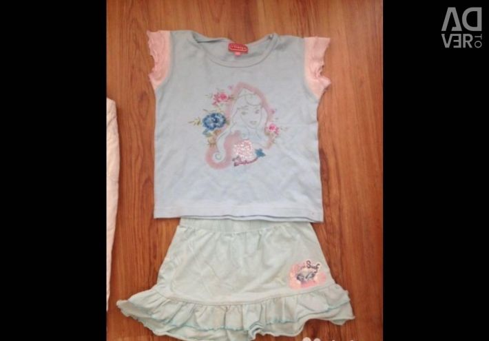 Package of clothes 14