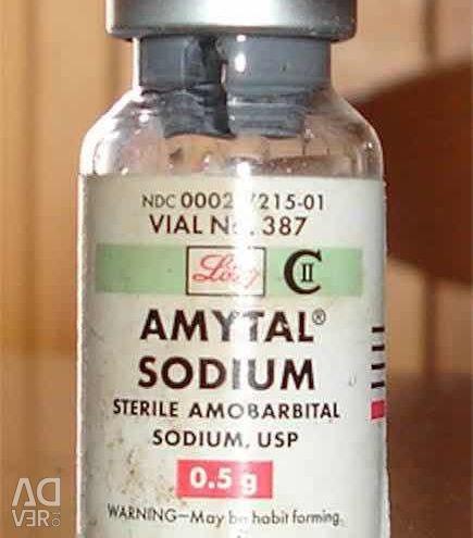 Barbiturate Drugs(Secorbarbital, Amobarbital, Buta