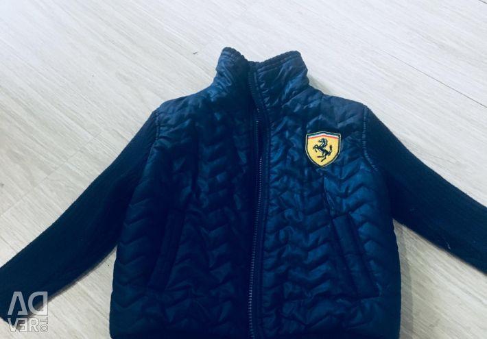 Jacket 3,5 - 5,5 years