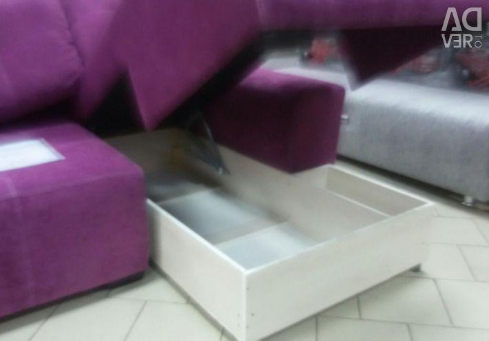 Γωνιακός καναπές πώληση