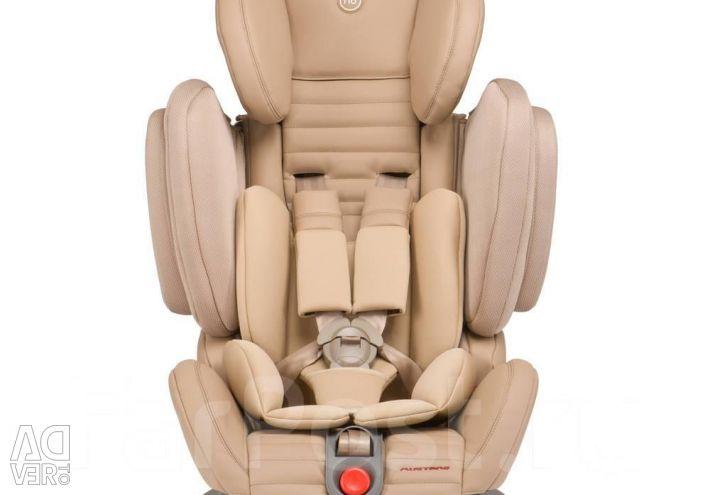 Scaun auto MUSTANG pentru copii de la 9 la 36 kg