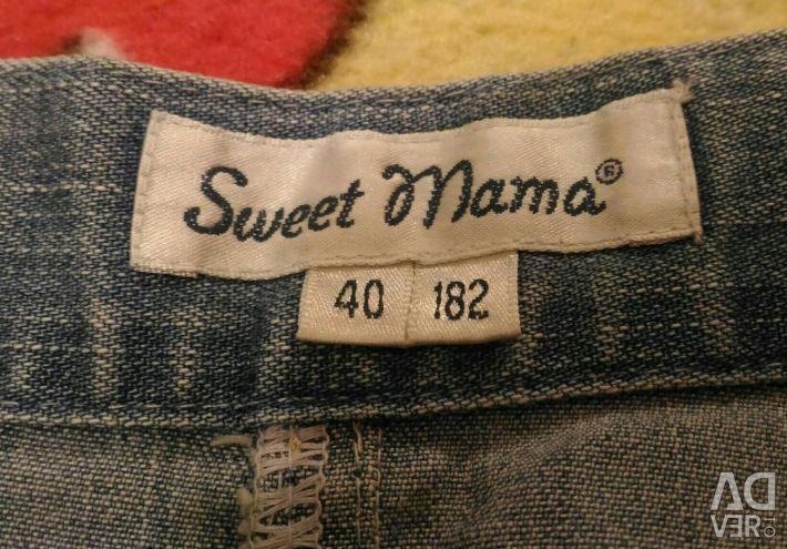 Джинсы для беременной Sweet mama, размер 40