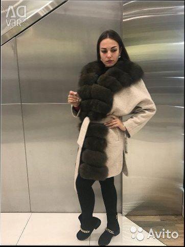 Kürk ile ceket