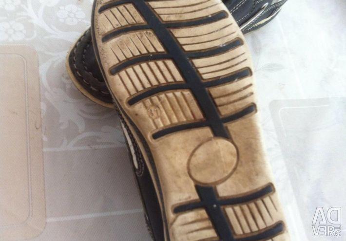 Vand pantofi de mocasina folositi