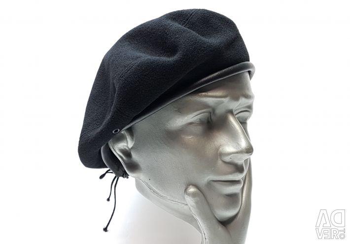 Men's woolen beret