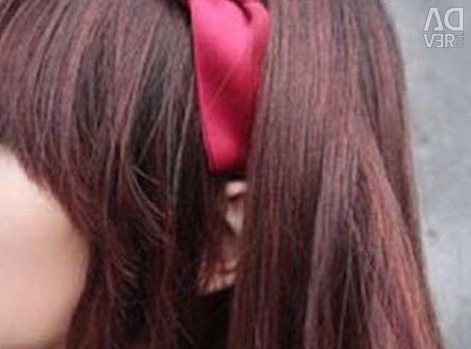Ободок для волосся