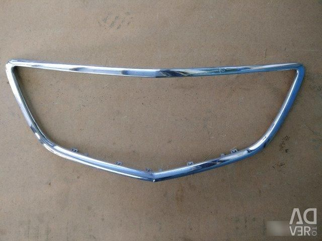 Molding grille Acura MDX 3