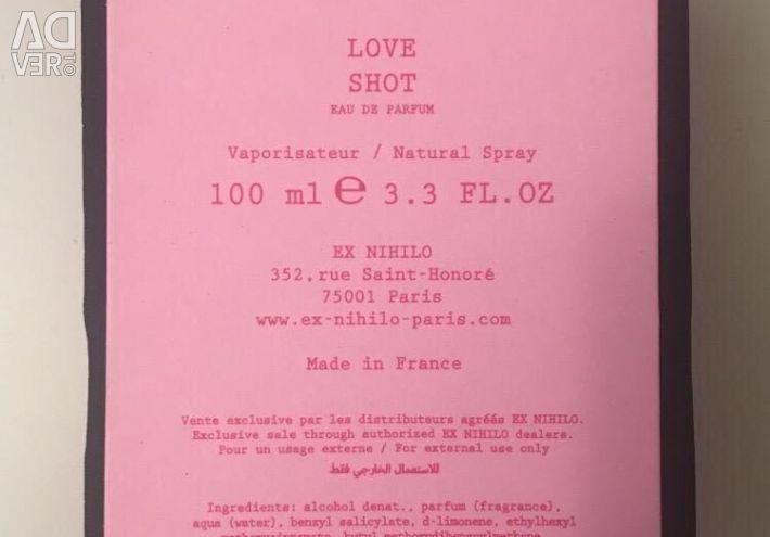 Ex Nihilo 100 ml ml Aşk Shot