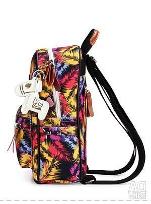 Bag rucsac pentru mamele din Lagaffe 32kh27kh12sm