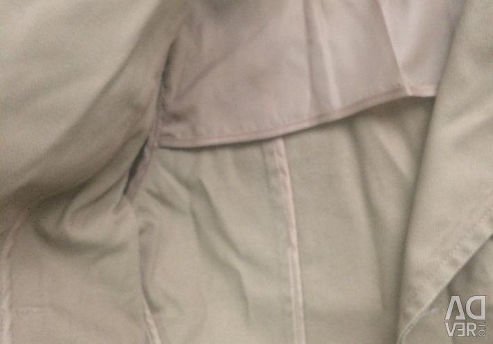 Jacket bej 42-44 r