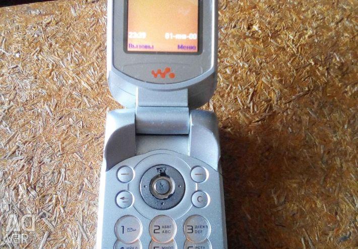 Sony ericson w300i