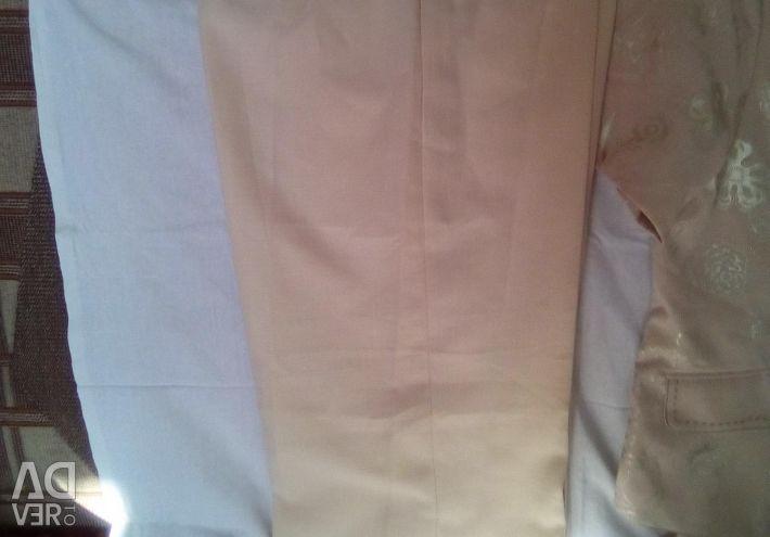 Female suit Three of 54-56 r New Urgent