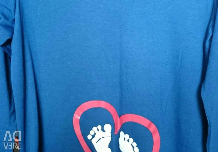 Long sleeve for pregnant women