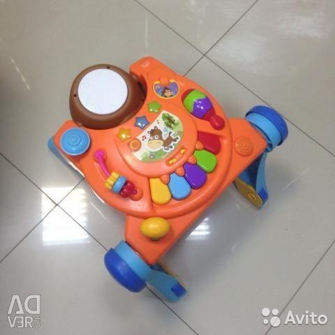 Детская каталка-трансформер