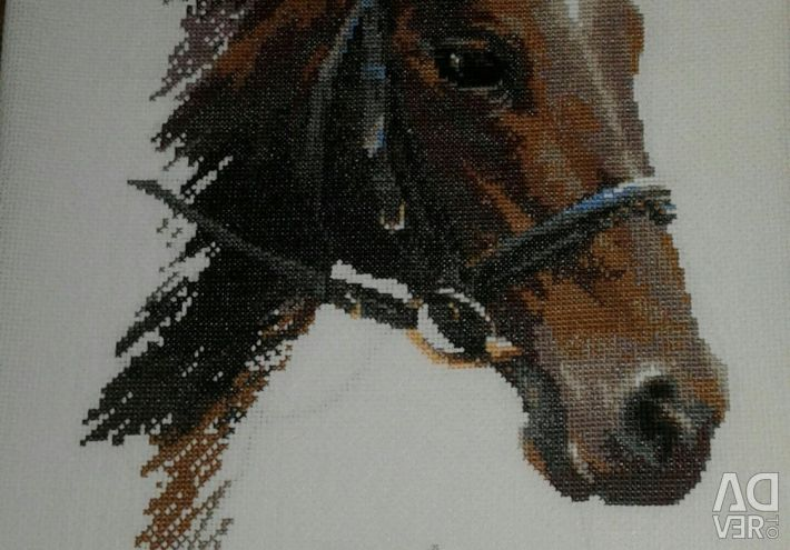 Cross-stitch 25 * 35
