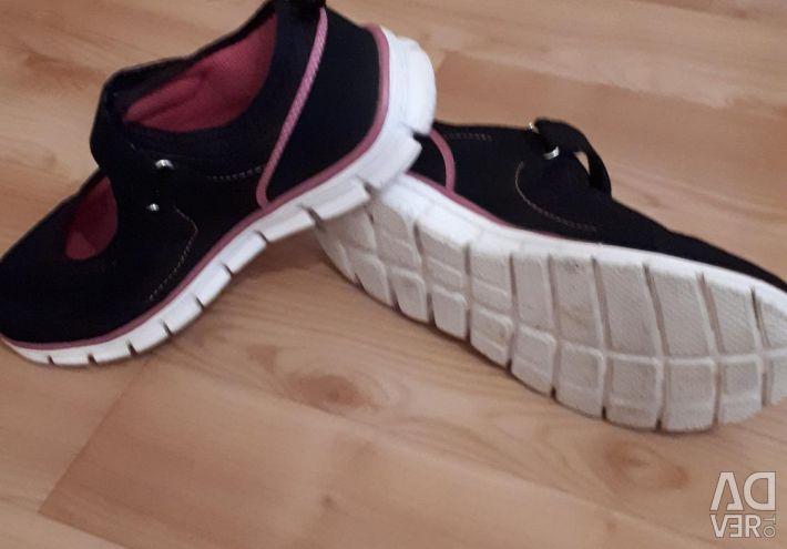 Shoes sport.38 size.