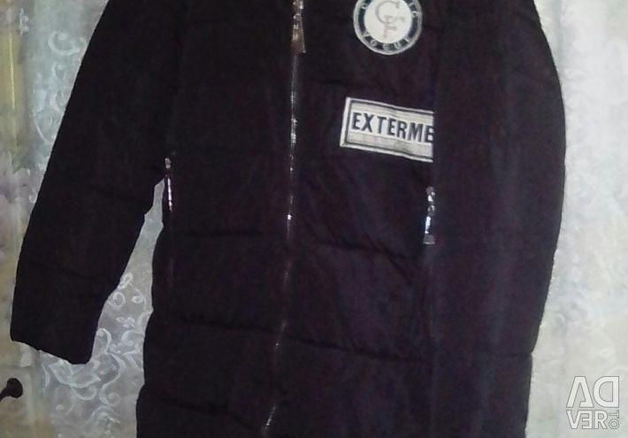 Пуховик пальто 48-50раз