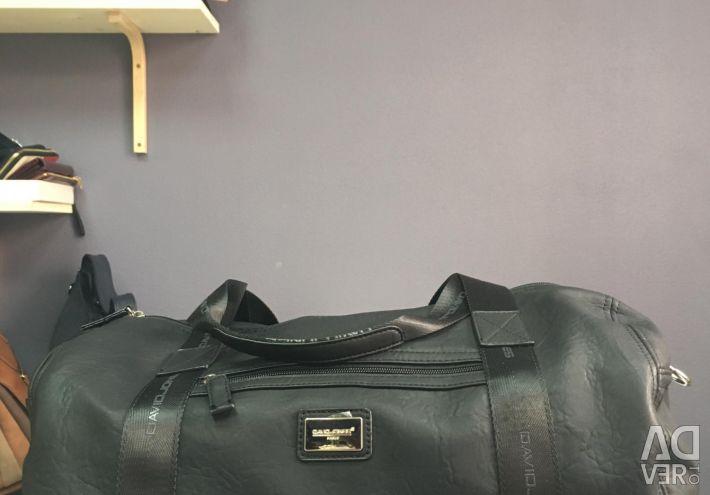 Traveling bag DJ