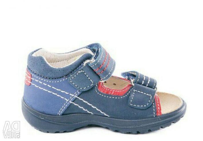 Caffe sandals