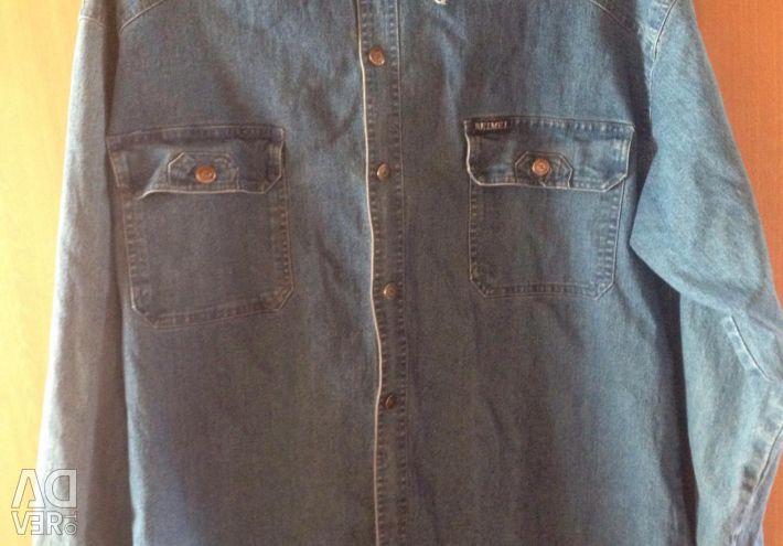 Το πουκάμισο είναι τα τζιν του ανθρώπου