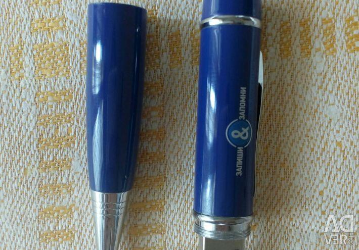Pen stick