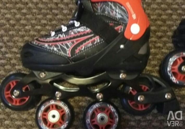 Rollers 35-38 new condition