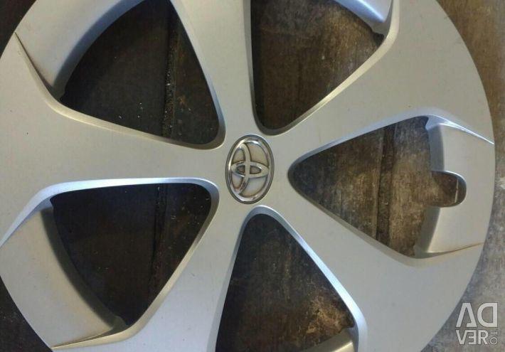 Колпаки Toyota R 15 (4 шт)