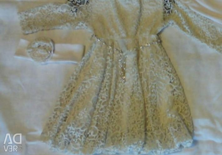 Elegant dress for 1 year