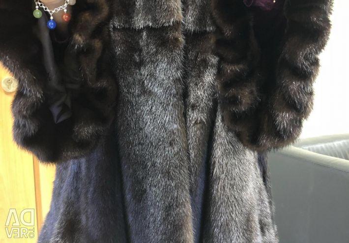 Шуба норковая 46-48 Русский мех