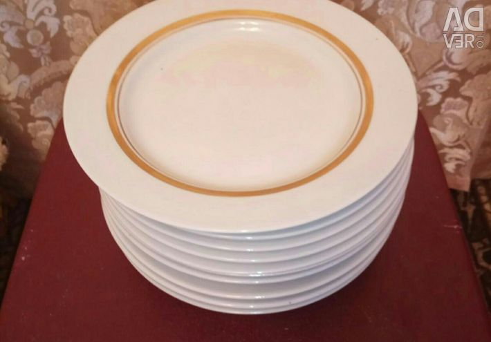 Plates from the USSR