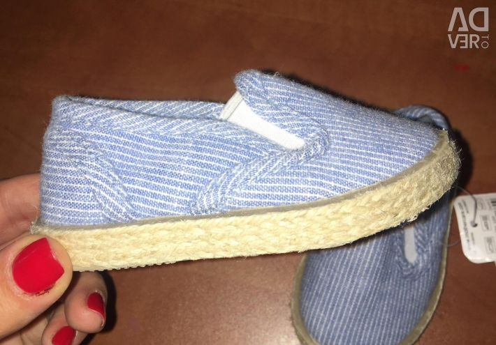 Slippers are jeans