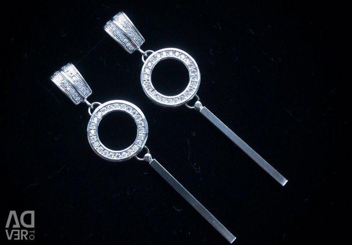 Earrings Minimalism
