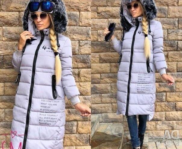 Kış yeni ceketler