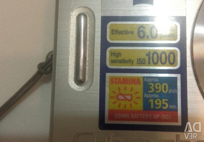 Sony Cyber-Shot dsc-w50 photoappaoat