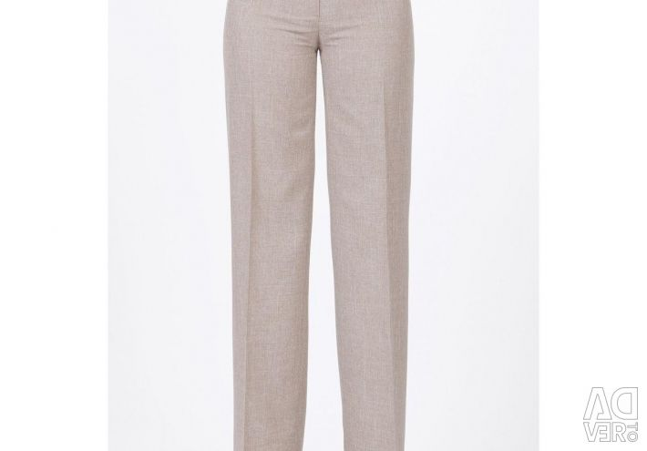 New Women's trousers, size 40
