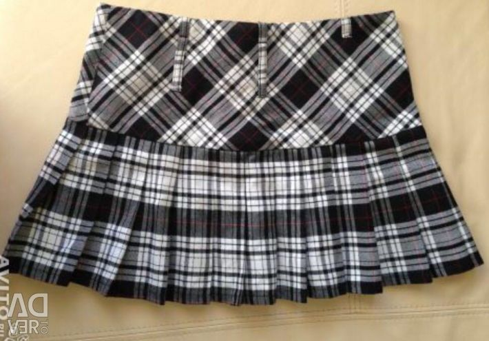 School skirt for girls