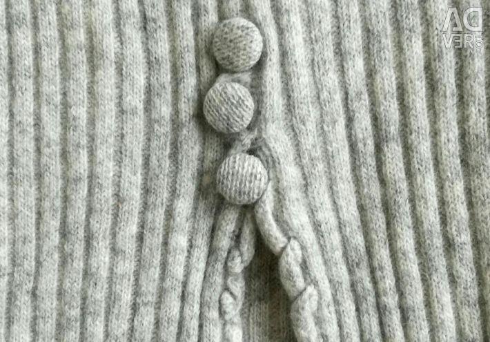 Etek sıcak örme forması