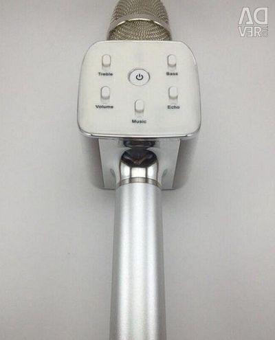 Q7s Wireless Karaoke Microphone