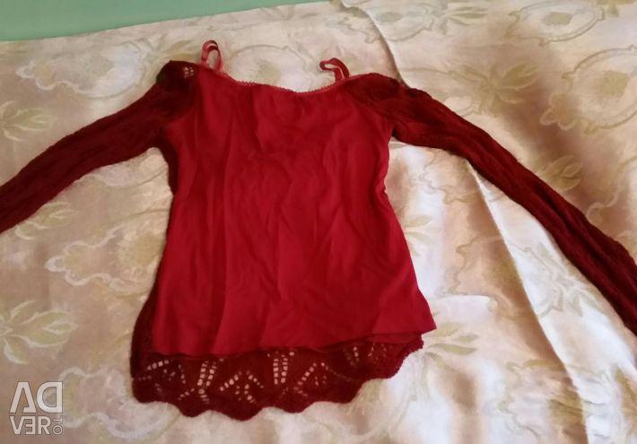 Κομψή μπλούζα