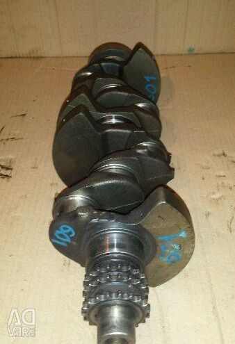Mercedes Benz W124 1993 Crankshaft 2.0 M601