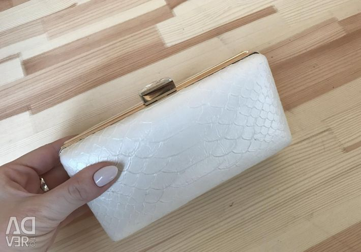 Clutch for the evening love republic