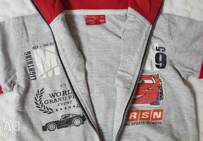Track jacket 104