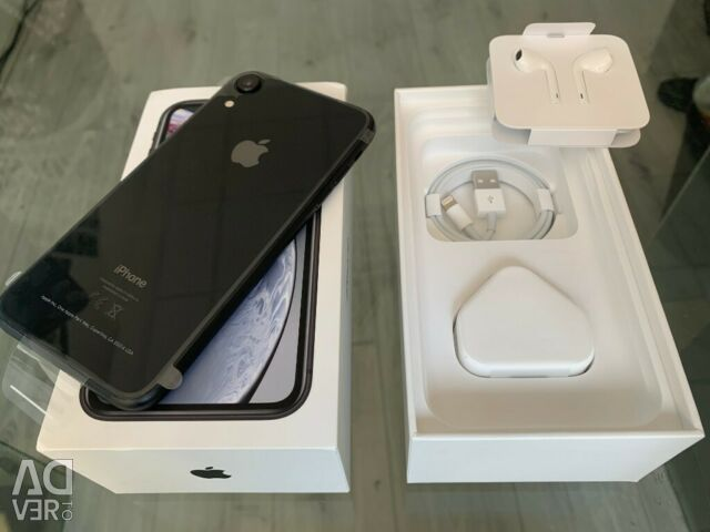 Brand New Apple iPhone Xr 64/128 GB In Box