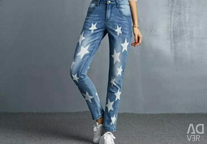 Jeans, new (p. 44,46,48)