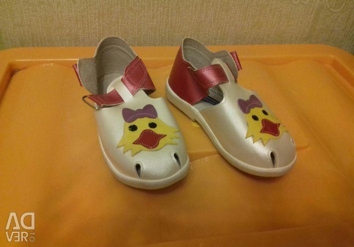 Sandals for kindergarten 26